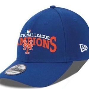 new New York Mets 2015 NL Champs New Era M/L Hat